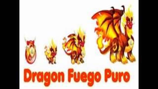 dragones puros
