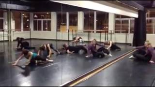Liisa Saario Choreography - This Is What It Feels Like by Banks