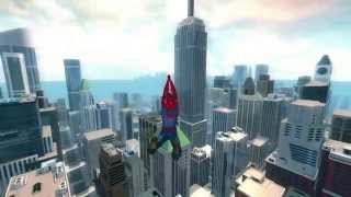 The Amazing Spider-Man 2 Game - First Look Trailer