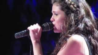 Selena Gomez Cries While Singing Love Will Remember at Barclays Center
