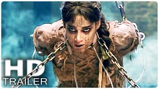 THE MUMMY Extended Trailer (2017)