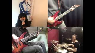 [HD]Fate/stay night OP [ideal white] Band cover