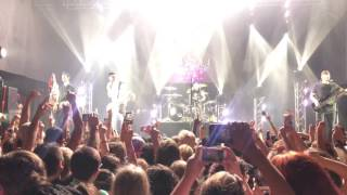All Time Low - Weightless - Houston, TX House of Blues 2017
