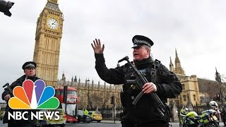 UK Parliament Shooting: Witness Describes Chaos And Lockdown | NBC News