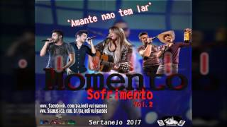 Momento Sofrimento Vol. 2 [Cd Promocional] Sertanejo - Pajé Divulgações