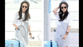 Collection of Song Ji Hyo Fashions - 송지효 패션