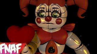 (Fnaf) (SFM) Payphone Lindee Link Cover Prequel To Don't You Worry Child