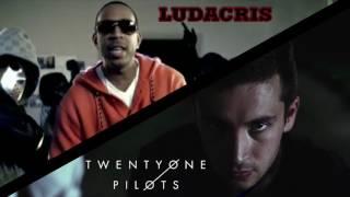 twenty one pilots VS Ludacris: How Low / Lane Boy (Mashup by Kitchen Sink)