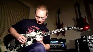 Megadeth - Foreclosure of a Dream Solo [HD] - Played by Ryan