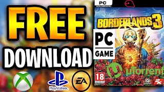 Borderlands 3 2019 Free Download PC Game CPY+ Crack + Torrent [FREE] Fast & Easy