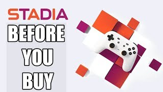 Stadia - 12 Things You Need To Know Before You Buy