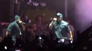 Ice Cube (N.W.A.) - Fuck tha Police (Rockfest 2016)