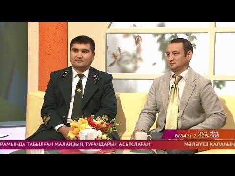 Интервью утренней телепрограмме