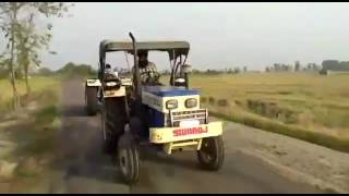 Swaraj 744 vs Farmtrac 60