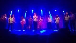 לילות כנען - להקת קולות ולהקת נויה - שיר הסיום