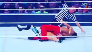 WWE screwed Shinsuke Nakamura at Wrestlemania 34 vs AJ Styles