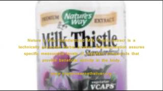 Nature's Way Milk Thistle Reviews   Does Nature's Way Milk Thistle Work