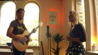 I don't know why (Gavin James) acoustic cover by  Femke & Sietze