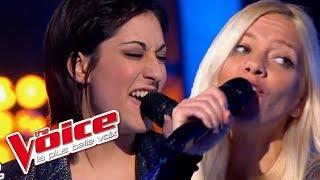 The Voice 2013   Stéfania Rizou VS Victoria Petrosillo - I Want to Know What Love Is ()   Battle