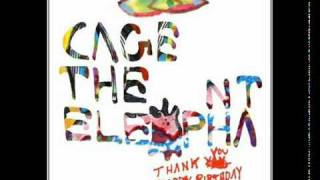 Cage the Elephant- Sell Yourself (Lyrics)
