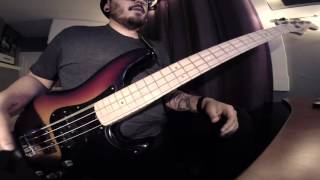 Antagonist - Angels (bass cover)