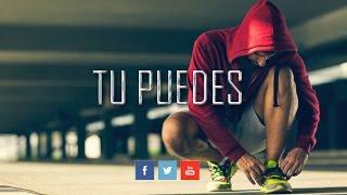 PISTA DE RAP - TU PUEDES - (MOTIVACIONAL) - INSTRUMENTAL DE HIP HOP - NATURAL BEATS