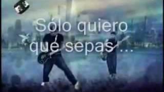 Razoes e Emoçoes - Nx zero (subtitulos español, video oficial)