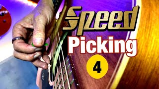 Speed Picking 04 - Single String Scales with Mark McKenzie