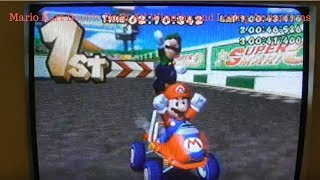 Mario Kart Double Dash All Winning and Losing Animations