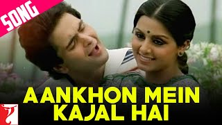 Ankhon Mein Kajal Hai Song | Doosara Aadmi | Rishi Kapoor | Neetu | Kishore Kumar | Lata Mangeshkar