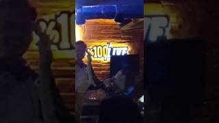 Merve Özbey Çanakkale joker bar (canli performans)