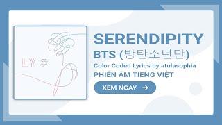 [Phiên âm Tiếng Việt] Serendipity – BTS Jimin