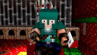 Roblox Minecraft Songs and animations. Herobrine, Entity 303 and Battle of the Glitches