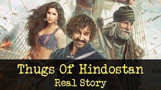 [हिन्दी] Real Story Of Thugs Of Hindostan | Thuggee | 2018 | Official Trailer | Full Movie HD