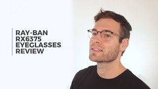 ffc042953e6 Ray-Ban RX6375 2890 Glasses Black