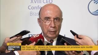 Ministro da Fazenda fala sobre impactos das medidas econômicas do governo