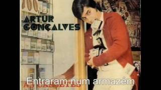 Artur Gonçalves com o tema cassetes