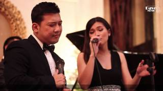 Lea Salonga & Brad Kane - We Could Be In Love (Cover)  Live @ Kempinski Bali Room | Dave Music Ent.