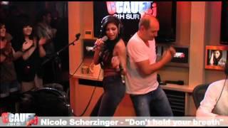 Nicole Scherzinger - Live - C'Cauet sur NRJ