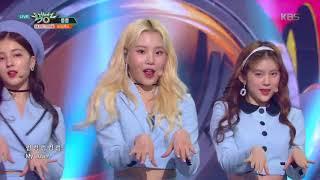 뮤직뱅크 Music Bank - 뿜뿜 - 모모랜드 (BBoom BBoom - MOMOLAND).20180309