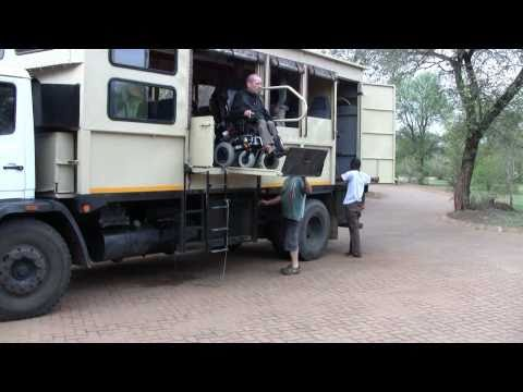 Epic Enabled Safari Truck South-Africa