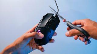 Los periféricos de PC DEJARÁN de tener CABLE... o tal vez no | Mouse POWERPLAY