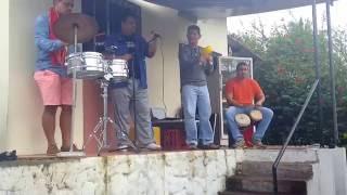 Jose Williams en vivo con los Soneros de Puerto Ayora 21 agosto 2016