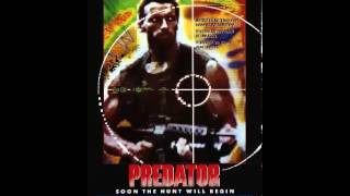 Piosenka z filmu - Predator Scena w śmigłowcu .