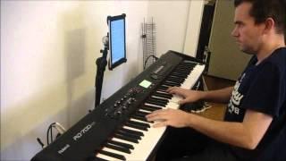 Regina Spektor Samson (piano instrumental cover)