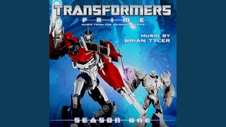 Transformers Prime End Title