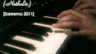 "VIVO SOSPESA - Nathalie (Sanremo 2011) [piano cover version by ""genper2009""]"