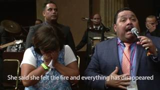 Supernatural Encounter Los Angeles- Testimony of healing
