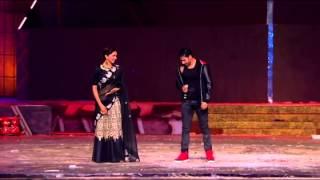 Deepika dance in 'heels'