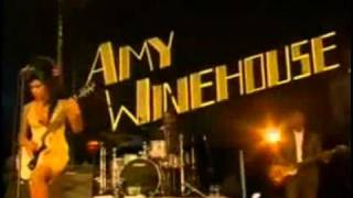 Amy Winehouse - A Message To You Rudy Live In Madrid (Rock In Rio 2008)